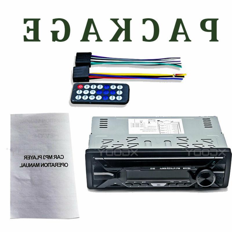 1 Radio Player Bluetooth FM TF/USB/AUX