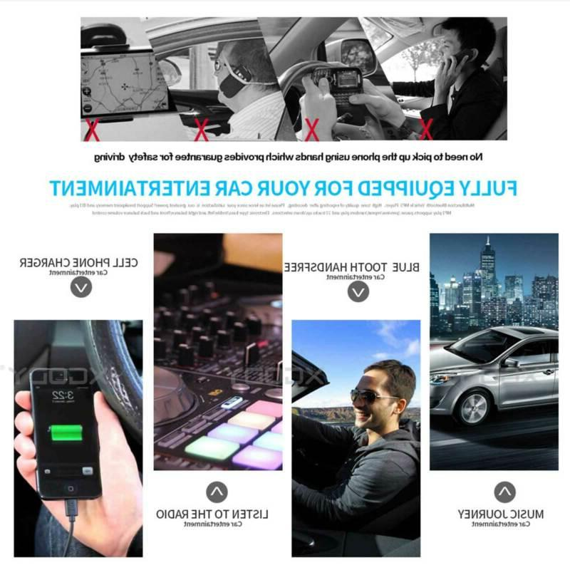 1 Radio Player Bluetooth FM TF/USB/AUX Head