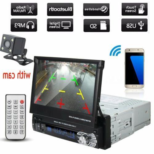 1 din single 7 hd touch screen