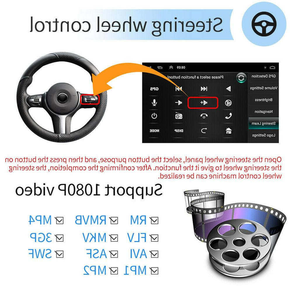 """10.1"""" 2 Din Android Stereo Player WiFi Core"""