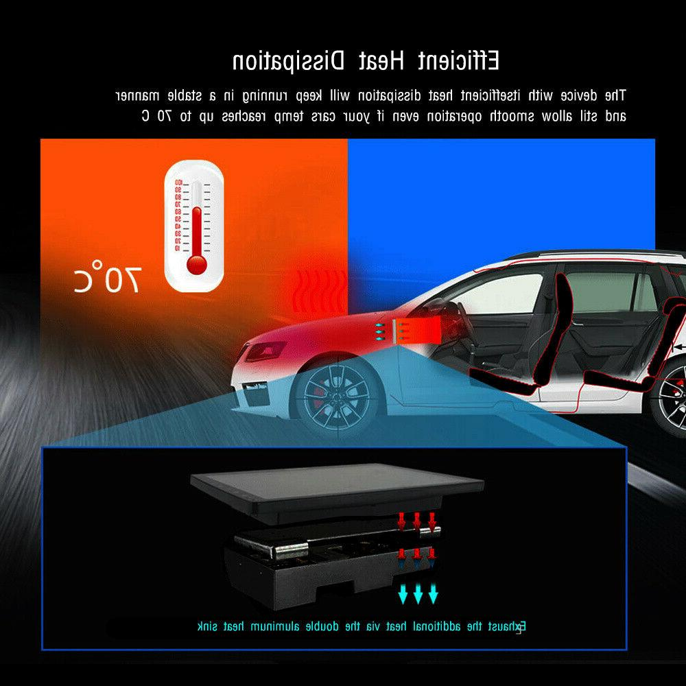 "10.1"" Radio 2 Din Stereo Navi MP5 Player WiFi"