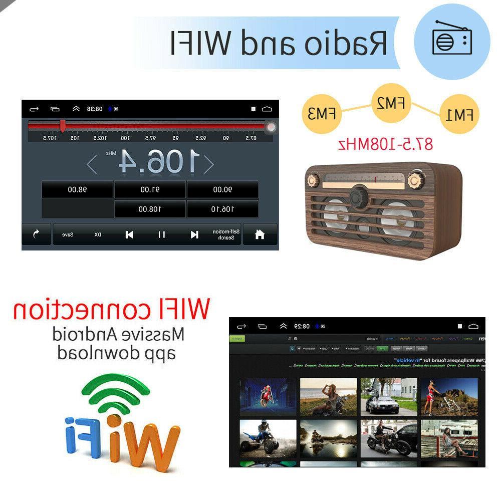 """10.1"""" Car Radio Din Stereo MP5 WiFi Core"""
