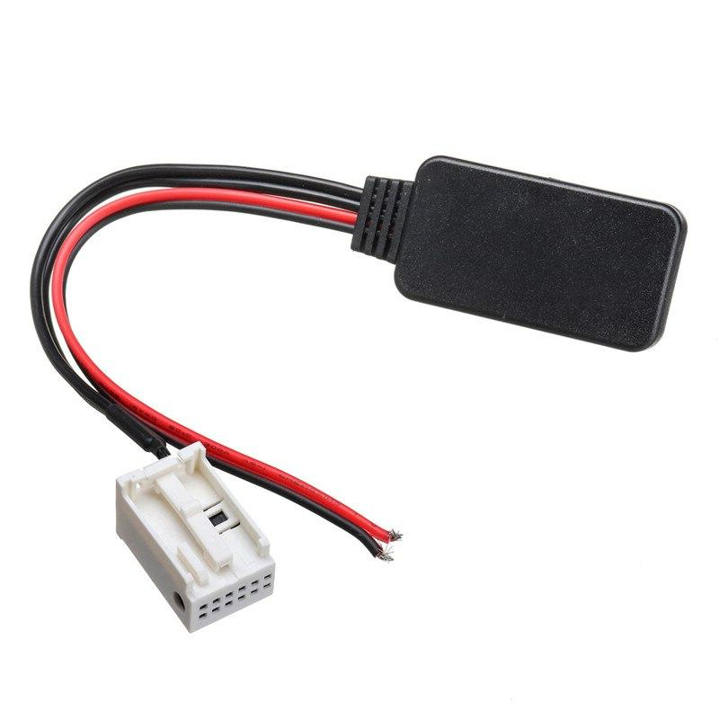 Radio AUX-IN Aux Cable For 207 308 For Citroen RD4 <font><b>Car</b></font>