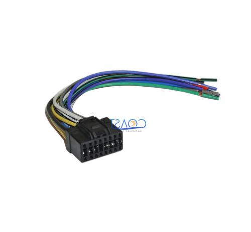 16-Pin Replacement Wiring Harness for 2006-up Pioneer Car St