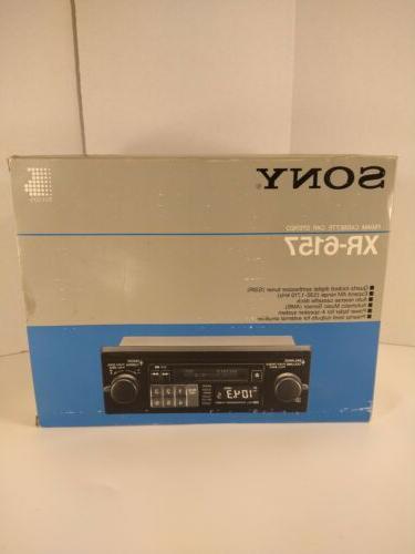 1992 am fm radio cassette digital xr