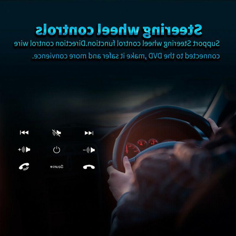 "6.2"" Car Stereo DVD SAT GPS Navigation Screen Double DIN"