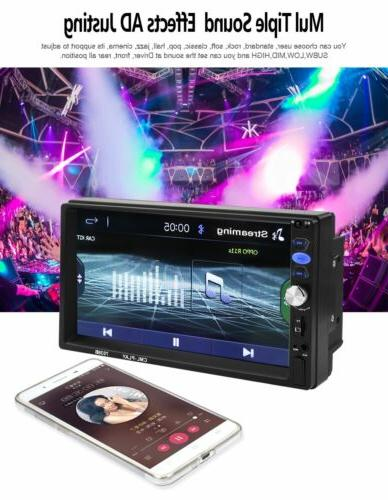 Stereo Radio MP5 Player Link HD Black