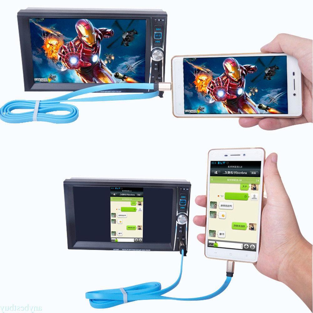 2-DIN 7inch MP5 Player Bluetooth Radio USB/AUX
