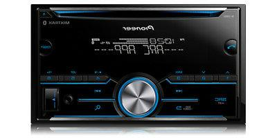 2 din car stereo cd