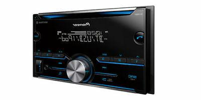 2 din car stereo cd player receiver