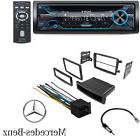 Sony 220W Amp Car Stereo CD MP3 iPod MERCEDES BENZ C CLASS 2