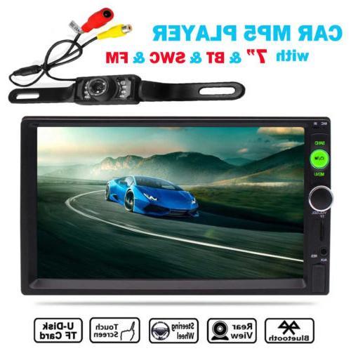 2din 7 hd car stereo radio mp5