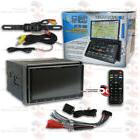 "SOUNDSTREAM 2DIN DVD GPS BLUETOOTH RADIO W/ DUAL 7"" LCD FREE"