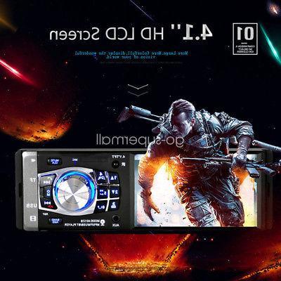 Radio Bluetooth USB AUX MP5 Wheel Control US
