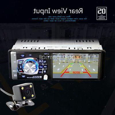 4.1'' 1DIN Radio FM USB AUX MP4 Player