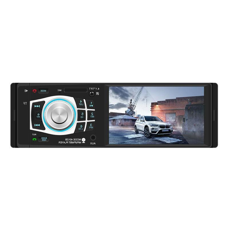 "4.1"" HD Car Stereo MP5 USB"