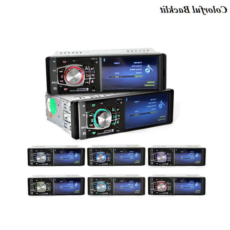 "4.1"" Car Video MP5 Player BT Camera"