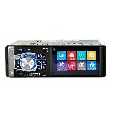 "4.1"" Car HD Bluetooth MP5 AUX 2 USB FM"