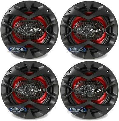 4 ch6530 car audio coaxial