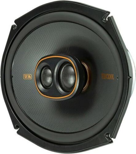 "KICKER CAR AUDIO STEREO 6""X9"" SERIES CAR SPEAKERS"
