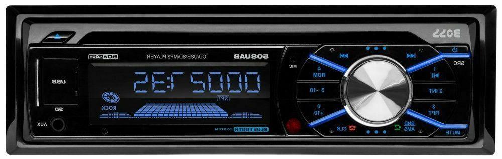 Boss 508UAB CD Player MP3 Bluetooth