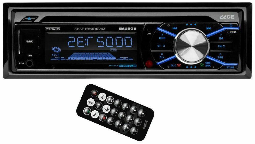 508uab in dash cd car player usb