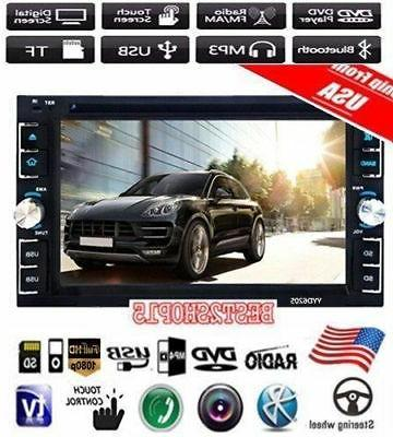 6 2 hd touch screen double din