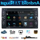 "6.2"" In Dash Android 7.1 Car Stereo DVD Player GPS Navigatio"