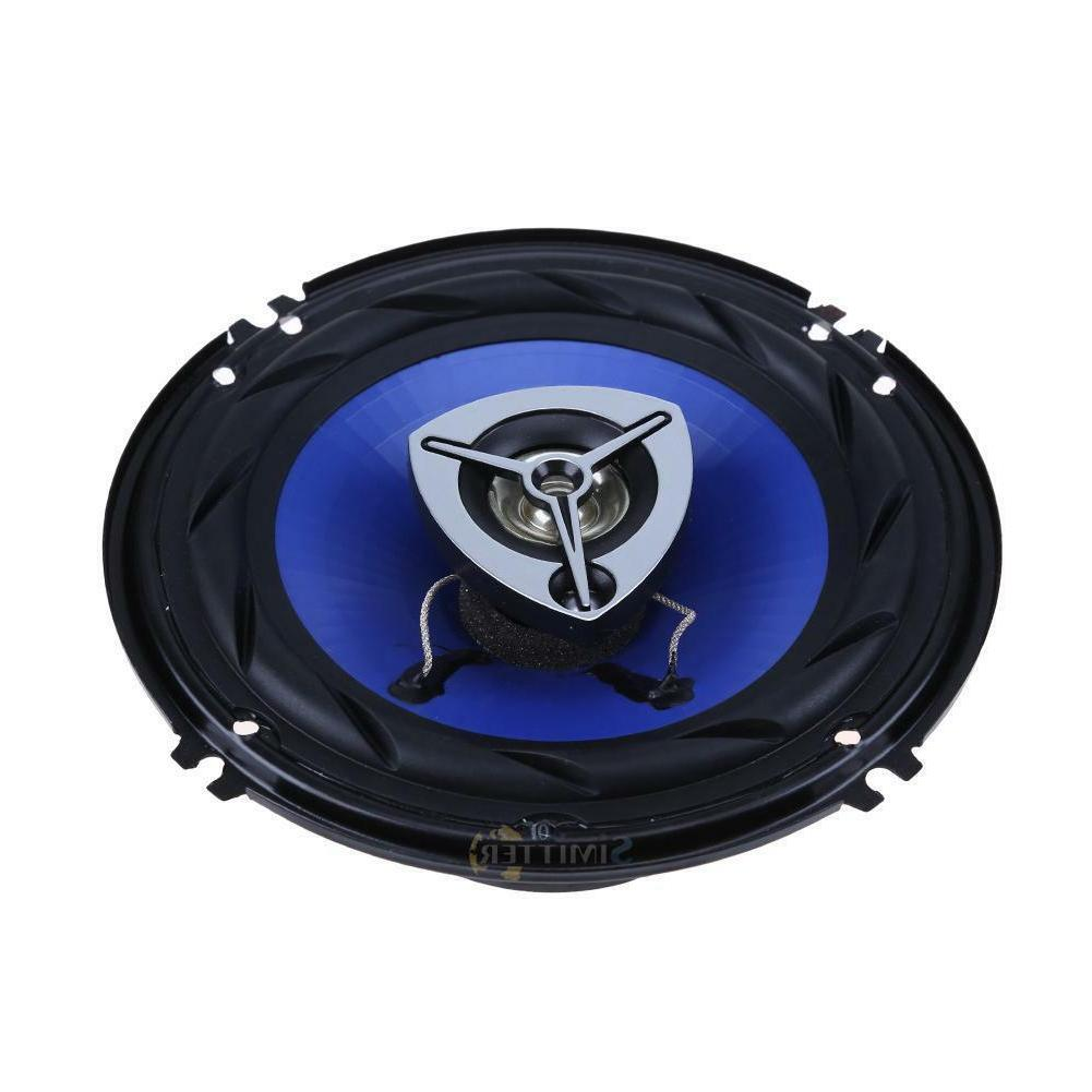 """6"""" 500W 3 Loud Stereo Speaker Replacement Auto Part"""