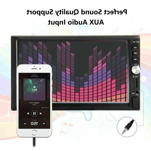 Car Link Stereo FM MP5 Player