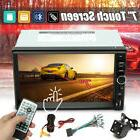 7'' 2Din In Dash Stereo Car MP5 Player FM Bluetooth Head Uni