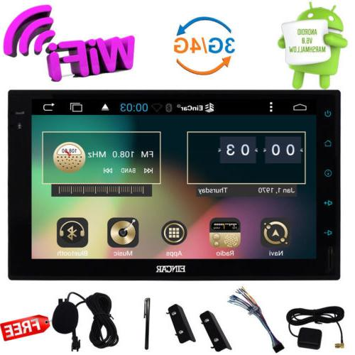 "7""Android6.0 OS Radio Car Stereo HeadUnit No-DVD Tablet RDS"