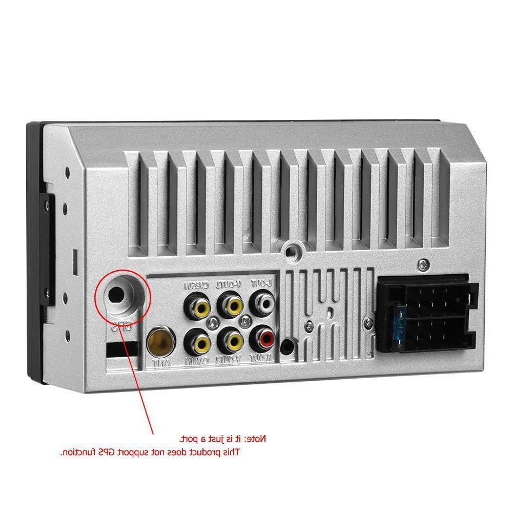 7Inch Screen HD Car Stereo Player Bluetooth USB In-Dash