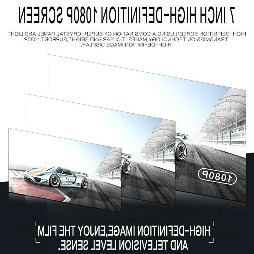 "7"" Car Bluetooth Screen AUX Player"