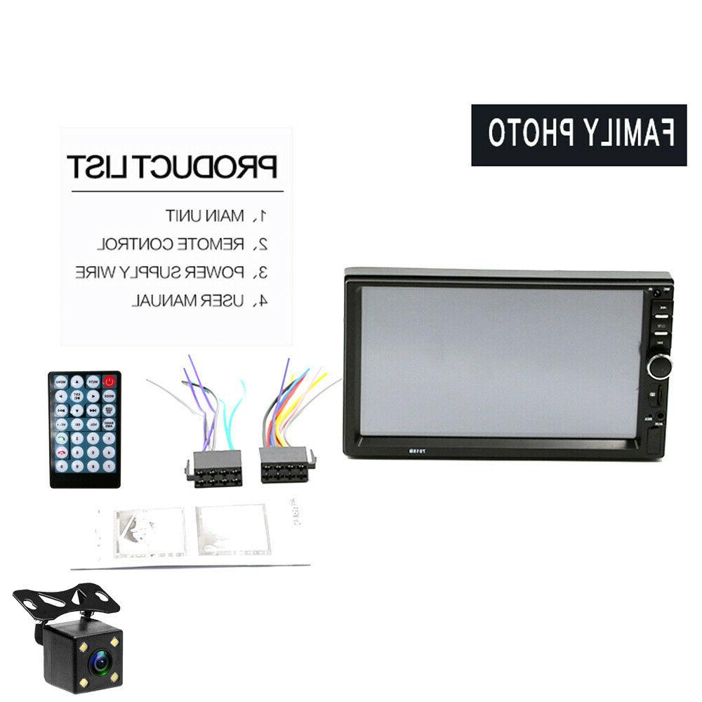 """7"""" Double Touch Radio Bluetooth IN +"""
