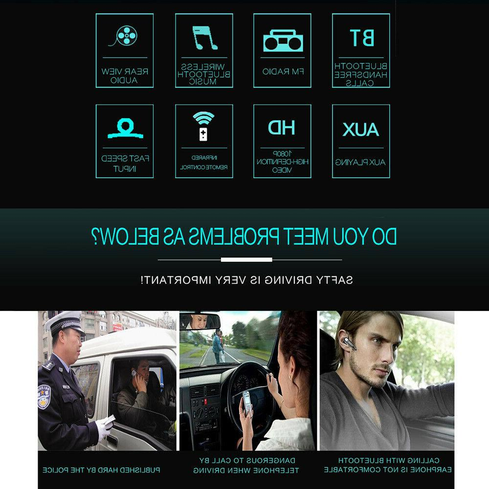 "7"" Touch MP5 1 Flip Bluetooth Camera"