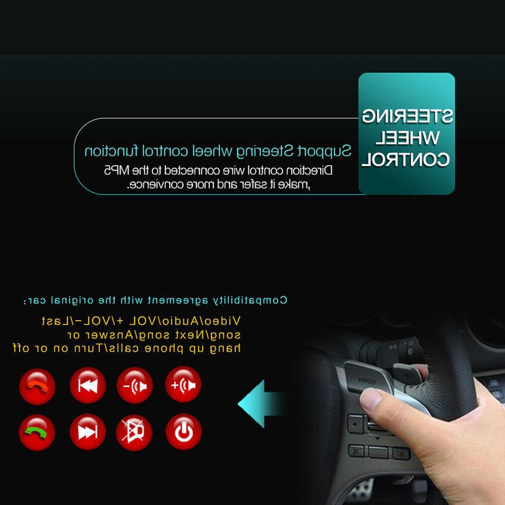 "7"" Car MP5 Stereo Radio 1 Bluetooth +"