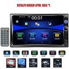Regetek 7quot Double DIN Touchscreen In Dash Bluetooth Car S
