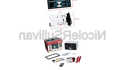 Boss Audio Car Stereo - Din, CD DVD MP...