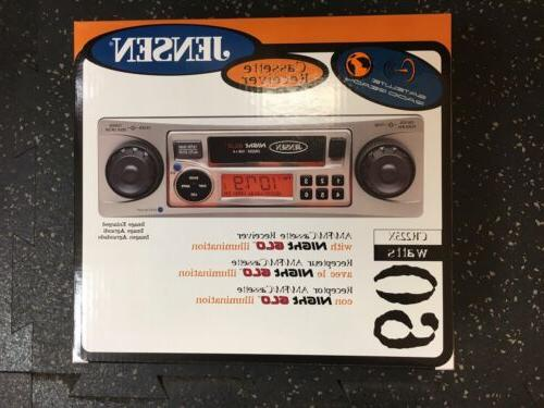 NEW Jaguar  Car Cassette Stereo New In The Box NOS GE-50P