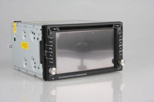 Backup Camera+GPS Double Car Stereo mp3 Map