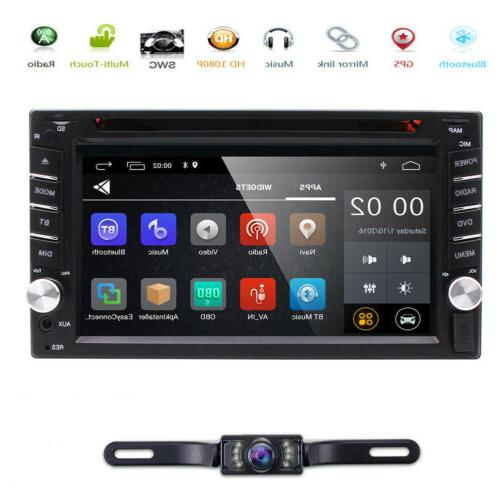 Eincar Android DVD Player GPS Quad Core Stereo