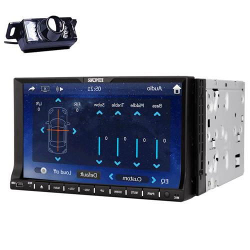 Eincar Touchscreen Car DVD Radio Backup Kit