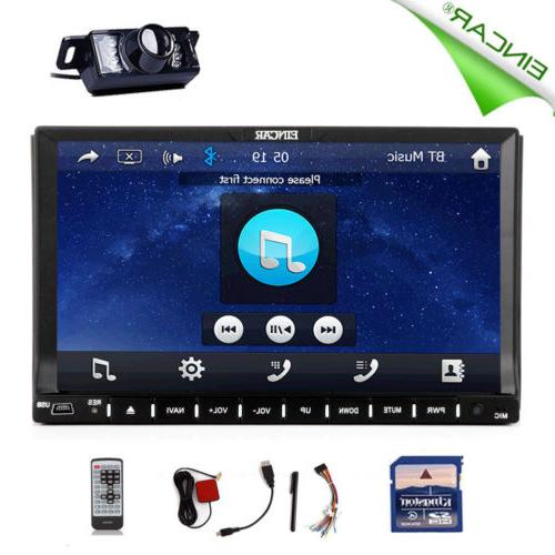 Eincar Touchscreen Car Auto Radio Backup Kit