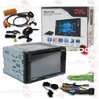 "JVC KW-V140BT  CAR 6.2"" DVD BLUETOOTH STEREO IPOD CONTROL FR"