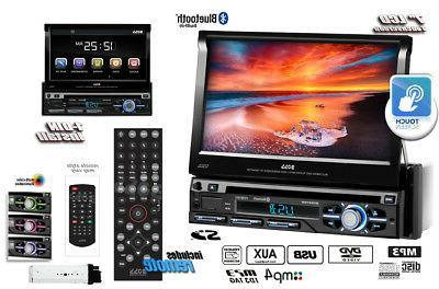 NEW Audio Touchscreen Stereo Radio w/Bluetooth