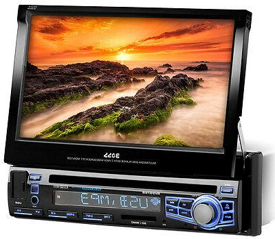 NEW BOSS Touchscreen Car Stereo
