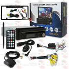 POWER ACOUSTIK MOTORIZED DVD GPS BLUETOOTH STEREO FREE BLACK