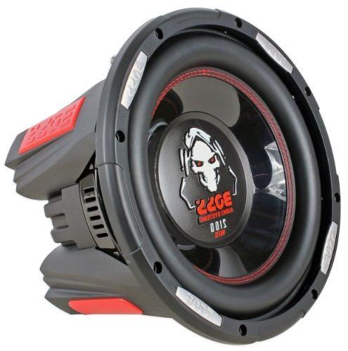"Package: Boss P106DVC Watt 10"" Dual Voice Coil + Rockville RSV10 10"" + Single Enclosure Kit Speaker + Screws + Spade Terminals"
