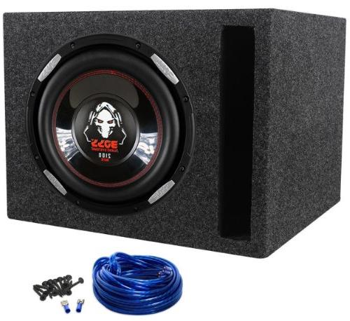 "Package: Boss P106DVC 2100 Watt 10"" Dual 4-Ohm Voice Coil Ca"